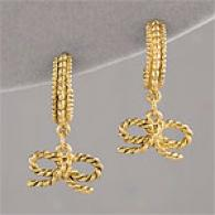 Rachel Leigh Industry Swag Olivia Gold Earrings