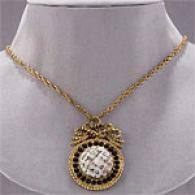 Rachel Leigh Valentina's Soiree Pendant Necklace