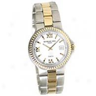 Raymond Weil Men's Chorus Two-tone Bracelet Watch
