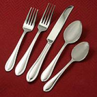 Reed & Barton Concannon 65pc 18/10 Flatware Set