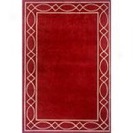 Riveria Collection Red Rug