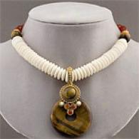 R.j. Graziano Global Safari Necklace