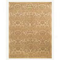 Royal Damask Fawn Rug
