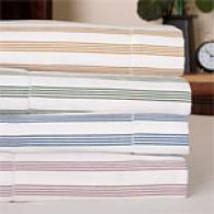 Royal Inn 6.4oz Syriped Luxury Flannel Sheet Set