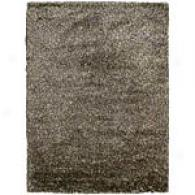 Royal Shag Collection Salt & Pepper Wool Mingle Rug