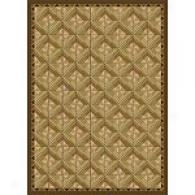Royal Treasures Beige Matrix Rug