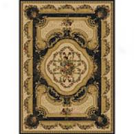 Royal Treasures Floral Medallion Rug