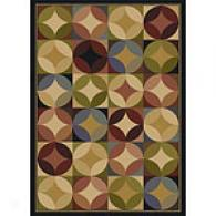 Royal Treasures Kaleidoscope Rug