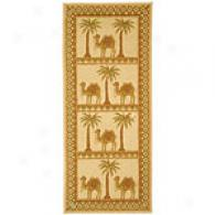 Safavieh Cheisea Collection Camel Caravan Runner