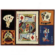 Safavieh Chelsea Collection Wild Card Wool Rug