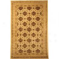 Safavieh Classic Collection Beige & Mocha Rug