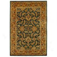 Safavieh Classic Collection Blue Wool Rug