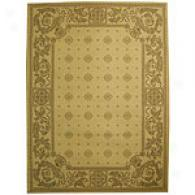 Safavieh Courtyard Beige Indoor Outdoor Rug