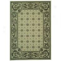 Safavieh Courtyard Green Indoor Outdoor Rug