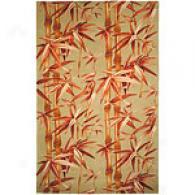 Safavieh Mandarin Bamboo Hand Tufted Wool Rjg