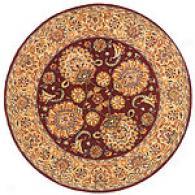 Safavieh Persian Court Wool & Sill Round Rug