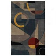 Safavieh Rodeo Drive Blue Contemporary Wool Rug