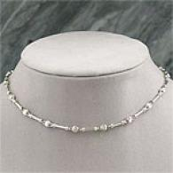 Scott Kay Platinum & 1.00 Cttw. Diamond Necklace