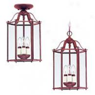 Sea Gull Brentwood 3 Light Cllassic Chandelier