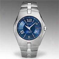 Seiko Arctura Stainless Steel Blue Dial Mens Wattch