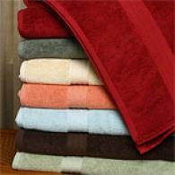 Set Of 2 Turkish Egyptian Cotton Bath Sheets