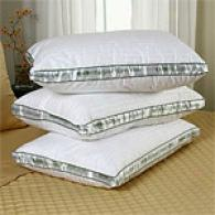 Set Of 3 Beautyrest 400tc Jumbo Egyptian Pillows