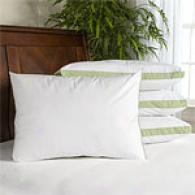 Set Of 4 Eco-friendly Polyester Pillows