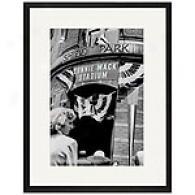 Shibe Park / Connie Mack Stadium Framed Print