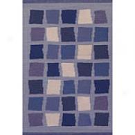 Sienna Collection Blue Rug