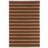 Sphinx Capri Spree Hand Hooked Striped Wool Rug