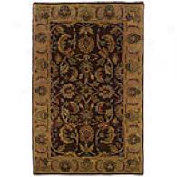 Sphinx Origin Bordeaux Hand Knotted Wool Rug