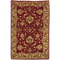 Sphinx Origin Vintage Red Hand Knotred Wool Rug