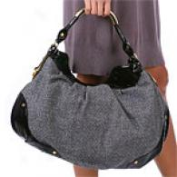 Steven By Steve Madden Naomi Large Cross Body Hobo