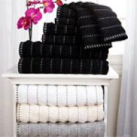 Stitches 8pc Cotton Towel Set