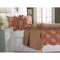 Sullivan Paisley Cotton Quilt Set