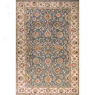 Sultan Trqditional Light Blue Wool Rug