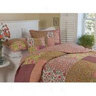 Summer Harvest Cotton Quilt Set