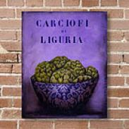 Sur La Table Artichoke Outdoor Canvas Print
