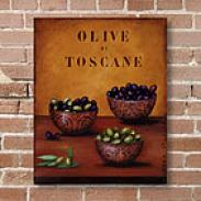 Sur La Table Olive Ouutdoor Canvas Print