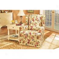 Sure Fit Charleston Wing Chairman Slipcover