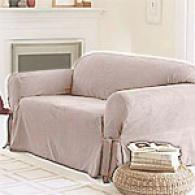 Sure Fit Simply Suede Slipcover