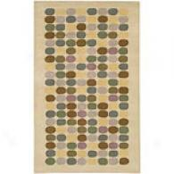 Surya Abacus Hand Tufted Wool Rug