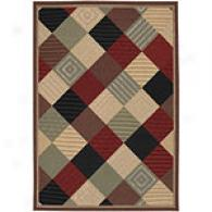 Surya Alfresco Check Indoor/outdoor Rug