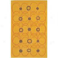 Surya Artist Studio Goldenrod Hand Tufted Wool Rug