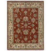 Surya Caspian Burgundy New Zealand Wool Rug