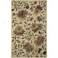 Surya Dream Ivory New Zealand Wool Rug