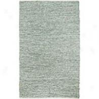 Surya Edge Gray 100% Leather Rug
