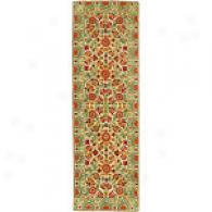 Surya Enchanted Forest Beige Hand Tufted Wool Rug