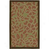 Surya Kashi Collection Bronze Wool Rug