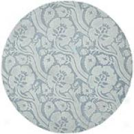 Surya Natural Iceberg Hand Tufted Wool Round Rug